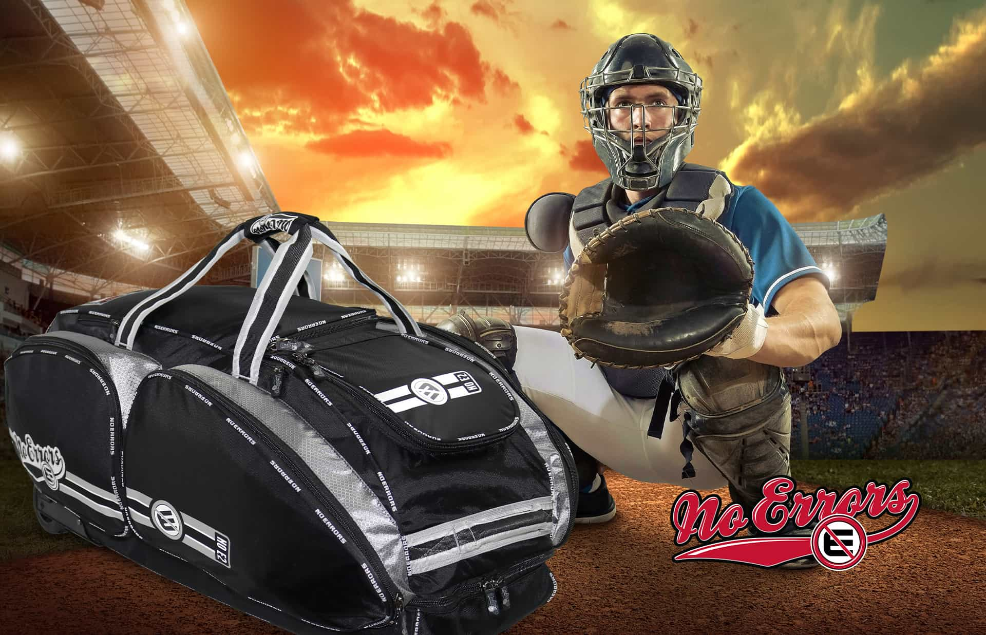 best baseball catchers bag